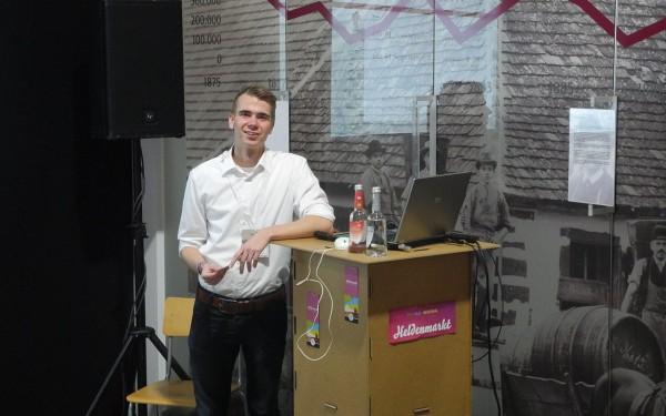 C2C-Regionalgruppenleiter Thorben Bechtoldt