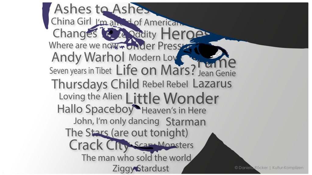 David Bowie Joseph Beuys - Lazarus - Zeige Deine Wunde