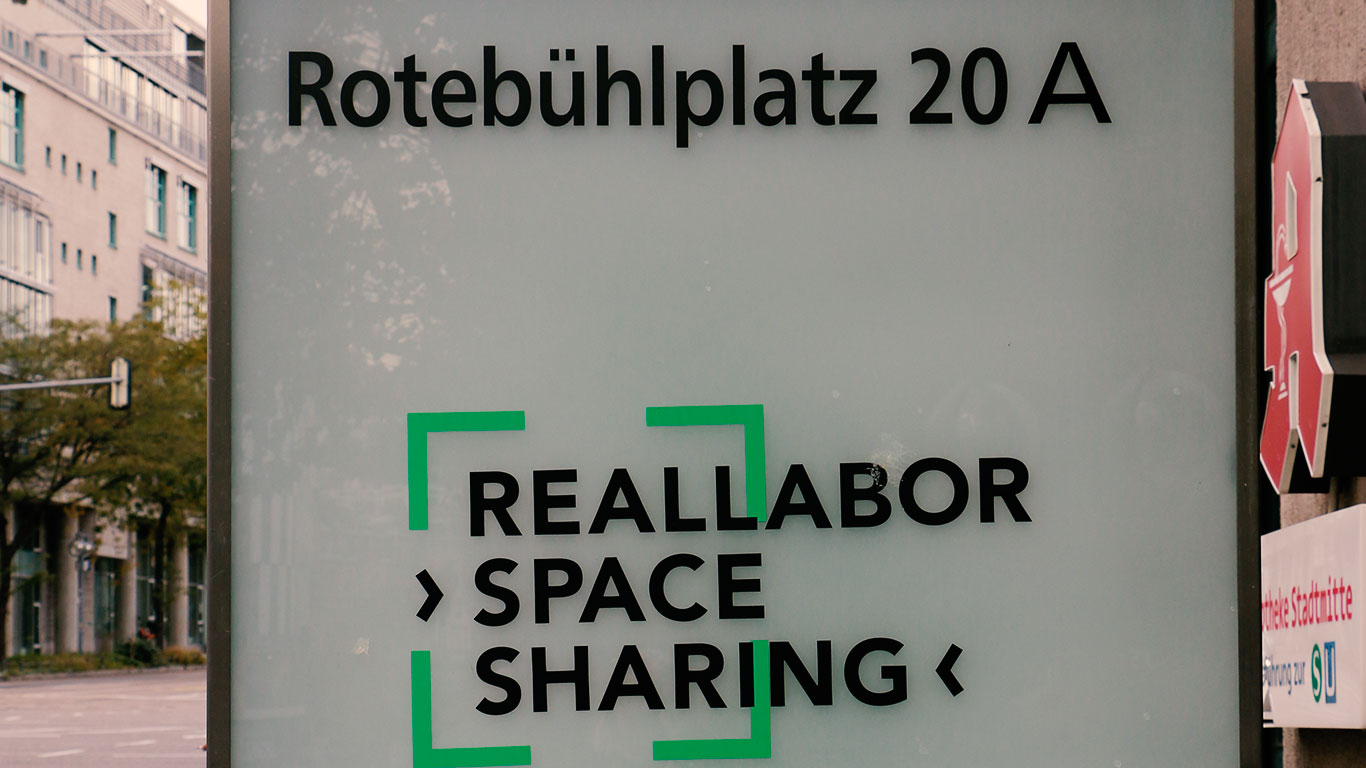 Reallabor Space Sharing Stuttgart