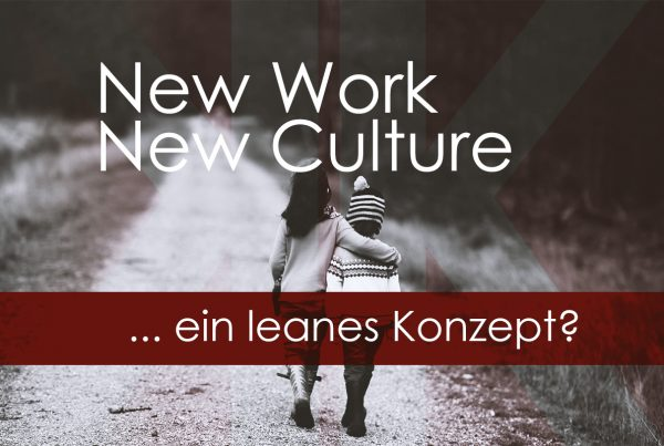 New Work - New Culture
