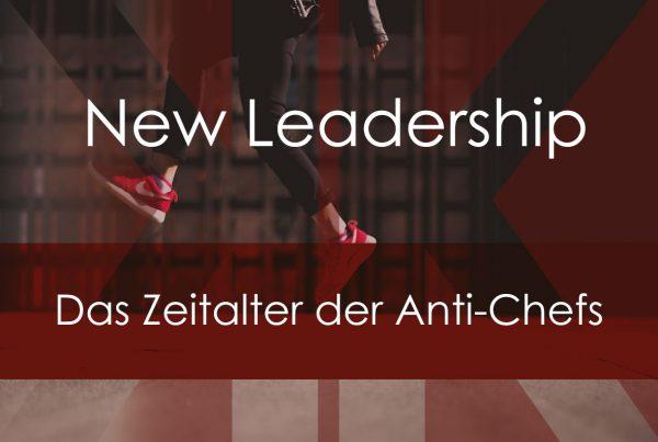 New Leadership New Work