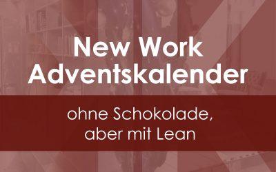 Der leane New Work Adventskalender